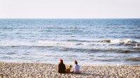 odpoczynek nad Bałtykim