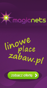 producent placów zabaw Magicnets