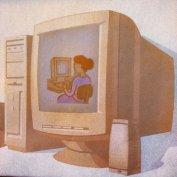przekrój - komputer